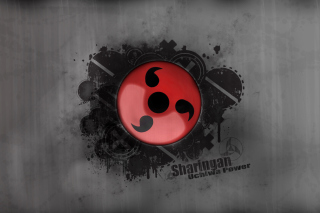 Sharingan, Naruto Background for 1600x1200