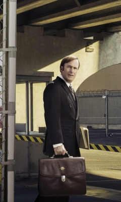 Screenshot №1 pro téma Better Call Saul 240x400