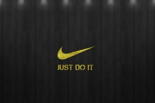 Just Do It - Obrázkek zdarma pro Widescreen Desktop PC 1440x900