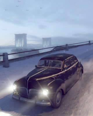 Mafia 2 Background for Nokia C1-01