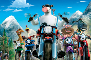 Barnyard The Original Party Background for Android, iPhone and iPad