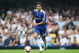 Anderson Luis De Souza - Chelsea Wallpaper for Android, iPhone and iPad