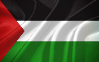 Palestinian flag Background for Android, iPhone and iPad