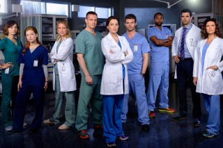 Free Saving Hope, Medical Drama Picture for Android, iPhone and iPad
