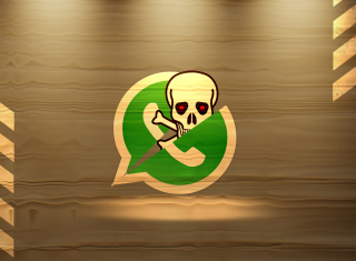WhatsApp Messenger Background for 640x480