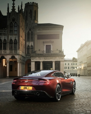 Aston Martin Background for Nokia Lumia 800