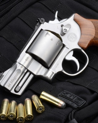 Smith & Wesson 629 Wallpaper for Nokia C2-03