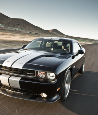 Dodge Challenger Wallpaper for iPhone 6 Plus