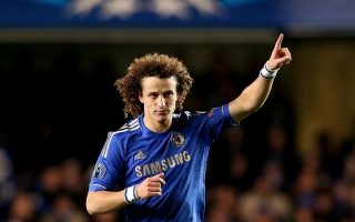 David Luiz - Chelsea Picture for Android, iPhone and iPad