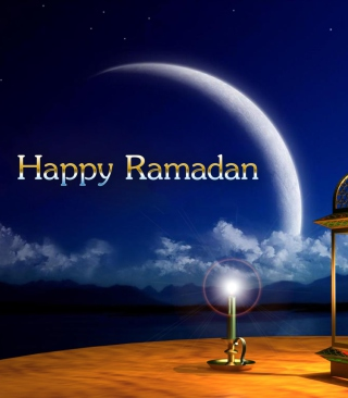 Free Happy Ramadan Picture for HTC Titan