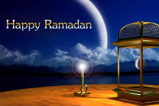 Happy Ramadan Background for Android, iPhone and iPad