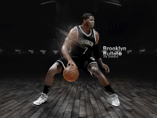 Screenshot №1 pro téma Joe Johnson from Brooklyn Nets NBA 320x240