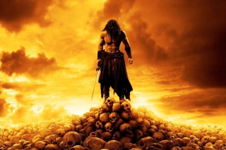 Conan The Barbarian sfondi gratuiti per cellulari Android, iPhone, iPad e desktop