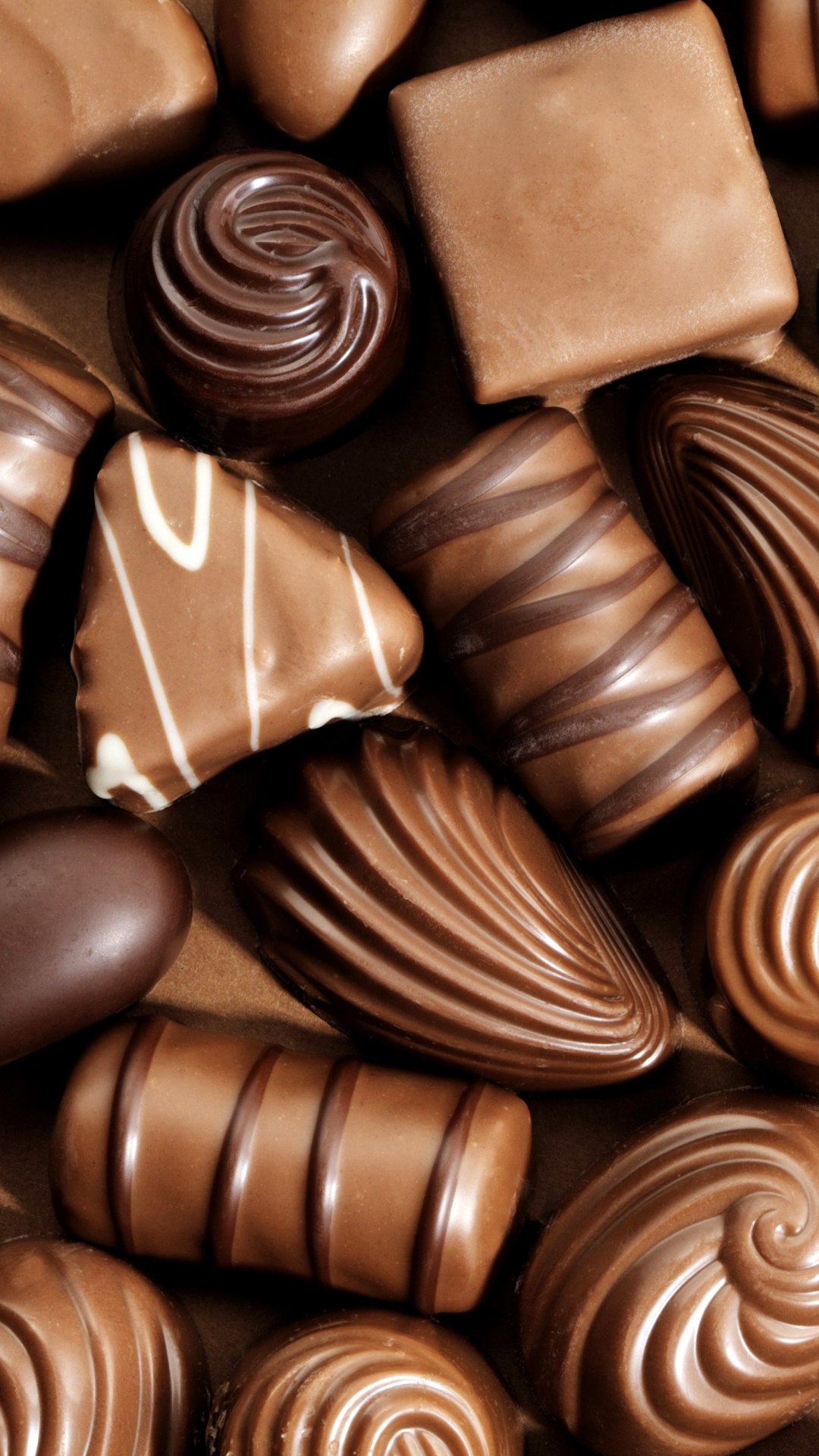 Screenshot №1 pro téma Chocolate Candies 1080x1920