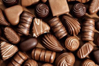 Chocolate Candies Wallpaper for Android, iPhone and iPad