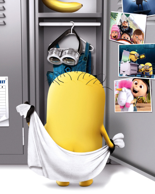 Despicable Me 2 Picture for Nokia C1-00