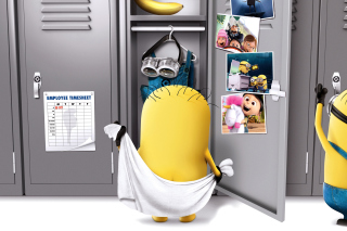 Free Despicable Me 2 Picture for Android, iPhone and iPad