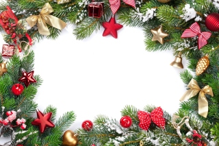 Festival decorate a christmas tree Wallpaper for Sony Xperia Z1