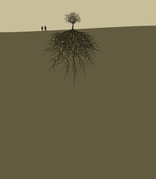Free Roots Picture for 360x640