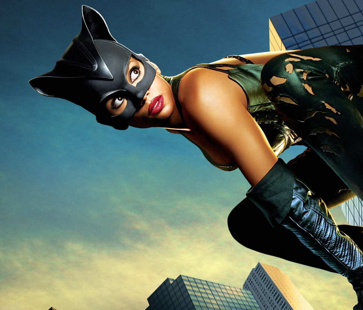 Screenshot №1 pro téma Catwoman Halle Berry 1200x1024
