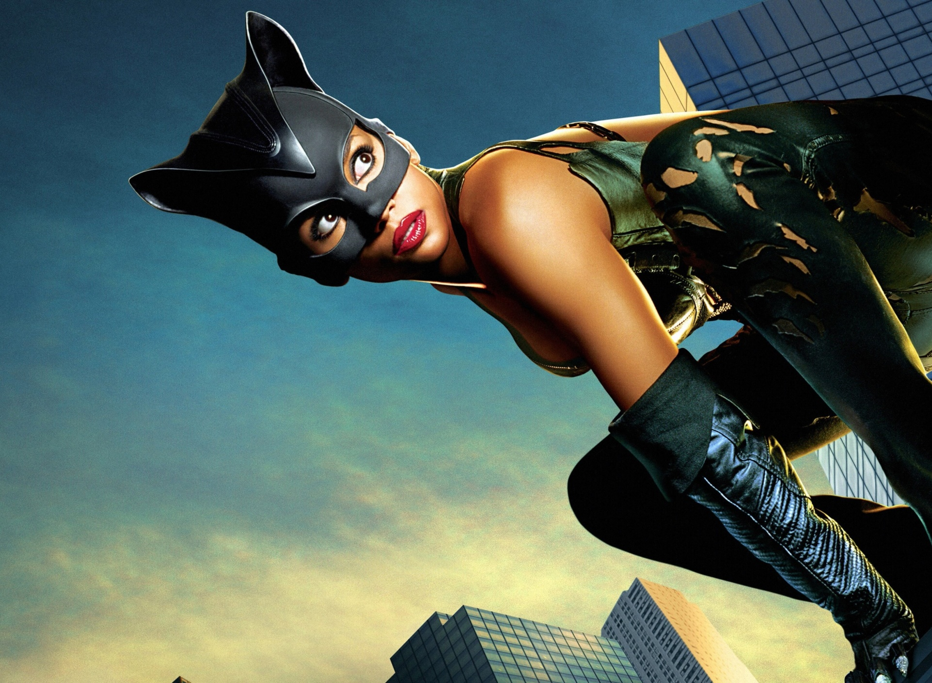 Screenshot №1 pro téma Catwoman Halle Berry 1920x1408
