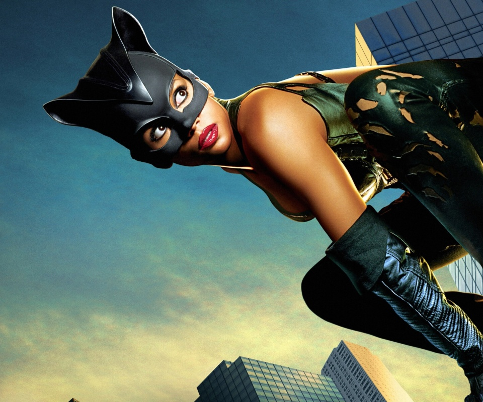 Screenshot №1 pro téma Catwoman Halle Berry 960x800