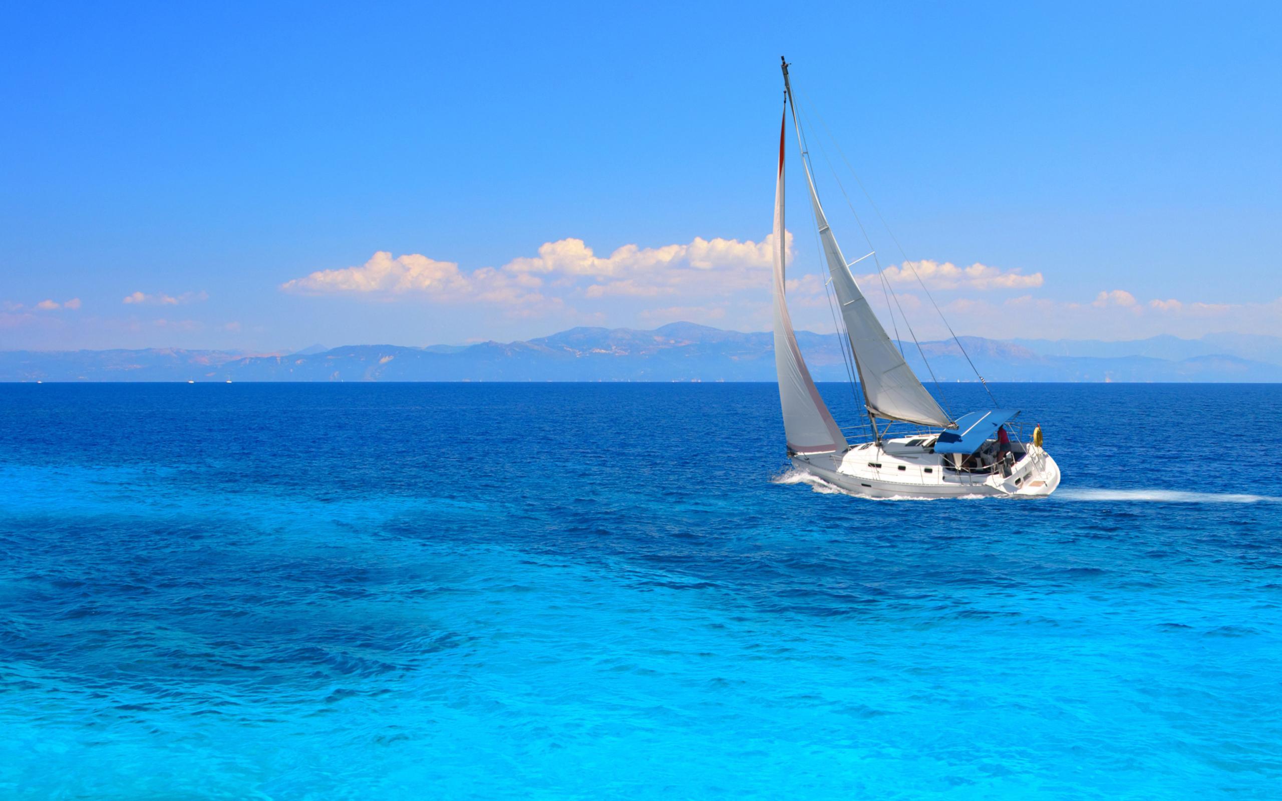 яхта горы бесплатно