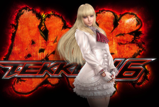 Free Emilie De Rochefort - Tekken Picture for Android, iPhone and iPad