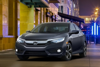 2015 Honda Civic sfondi gratuiti per cellulari Android, iPhone, iPad e desktop