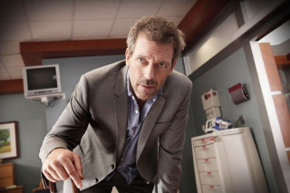 Dr Gregory House Background for Android, iPhone and iPad