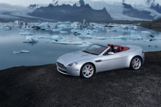 Aston Martin Vantage Roadster Picture for Android, iPhone and iPad