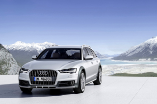 Audi A6 Audi Allroad Quattro Wallpaper for Android, iPhone and iPad