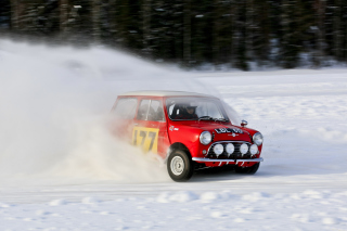 Winter Autosport Picture for Android, iPhone and iPad