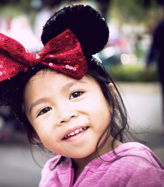 Cute Minnie Mouse Picture for 176x220