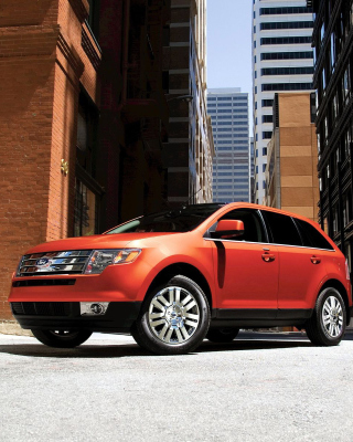 Free Ford Edge 2010 Picture for Nokia X2-02