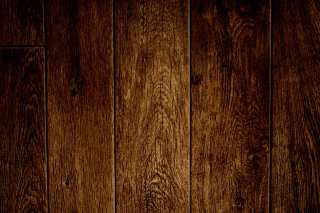 Wooden Dark Brown Background for Android, iPhone and iPad