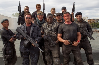 The Expendables 3 Picture for Android, iPhone and iPad
