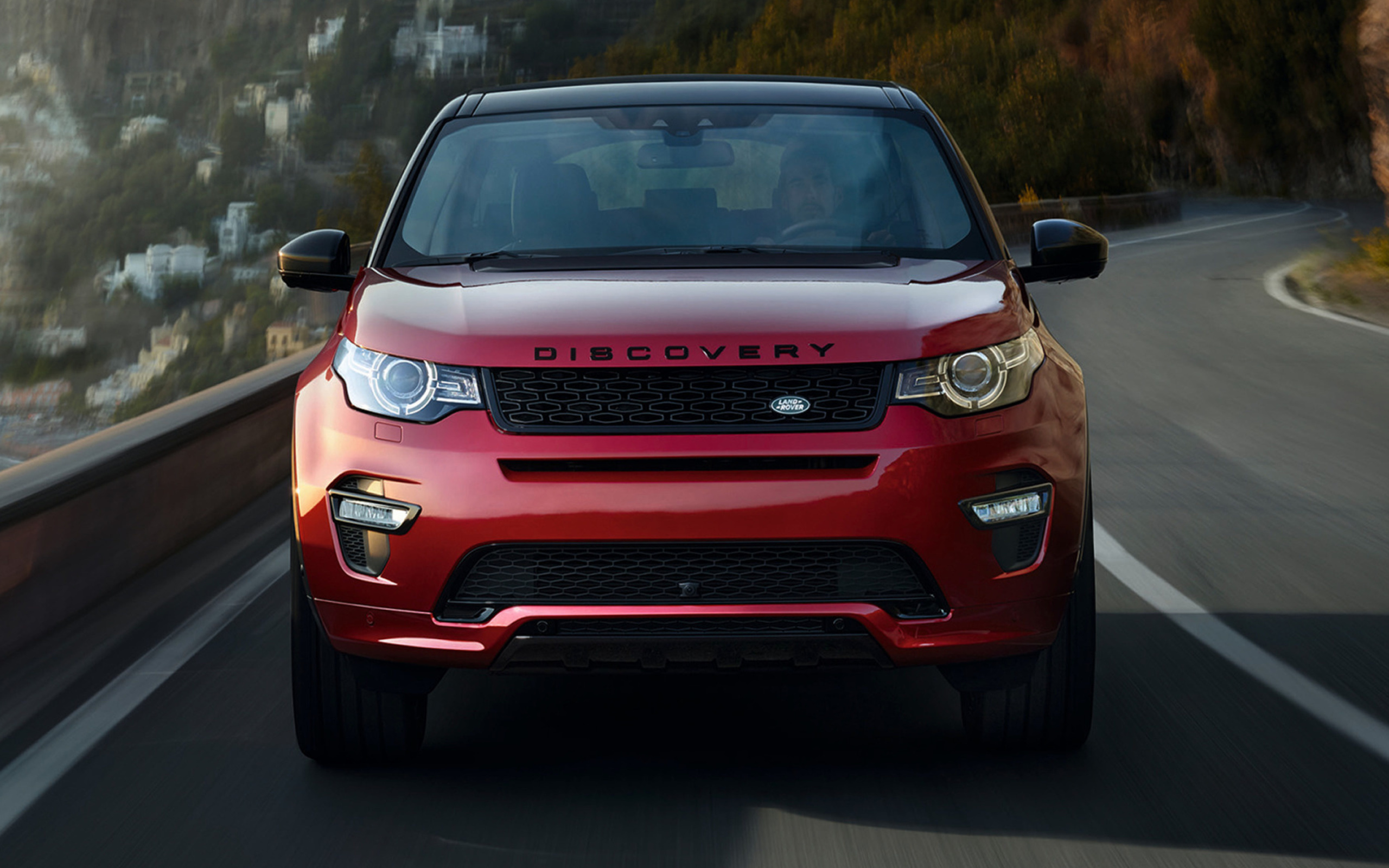 Screenshot №1 pro téma Land Rover Discovery Sport HSE 2560x1600
