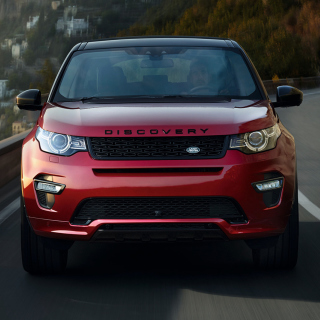 Kostenloses Land Rover Discovery Sport HSE Wallpaper für iPad Air