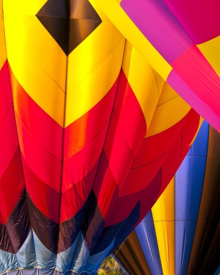 Colorful Air Balloons sfondi gratuiti per HTC Pure