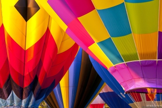 Kostenloses Colorful Air Balloons Wallpaper für Android, iPhone und iPad