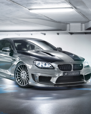 BMW M6 Coupe Hamann Background for HTC Titan