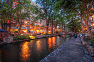 San Antonio - Texas Wallpaper for Android, iPhone and iPad