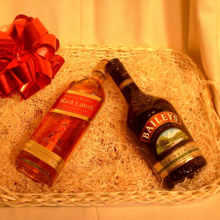 Baileys and Red Label sfondi gratuiti per 1024x1024