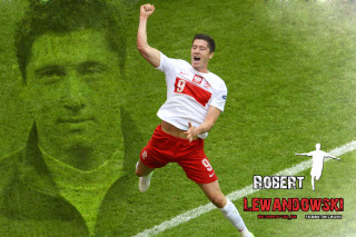Robert Lewandowski Wallpaper for Android, iPhone and iPad