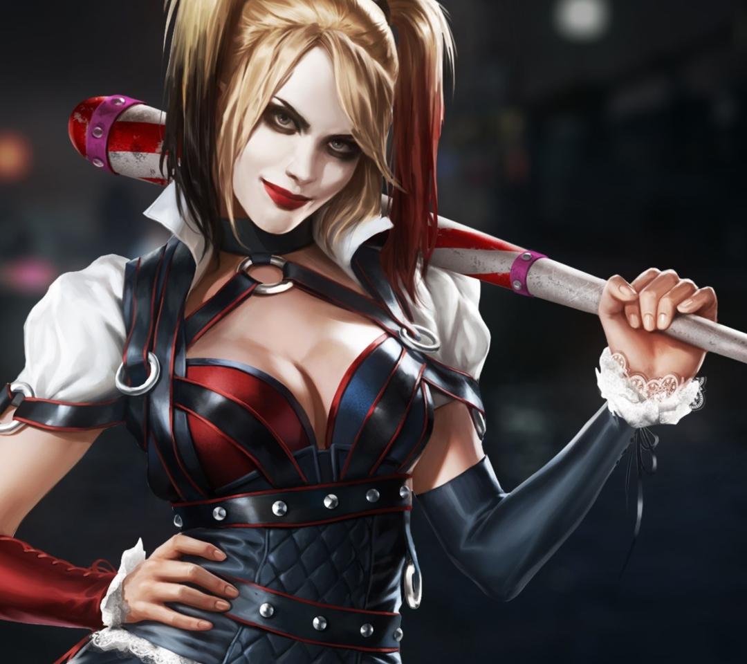 Harley Quinn para Motorola Photon 4G