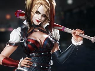 Harley Quinn para Nokia Asha 201