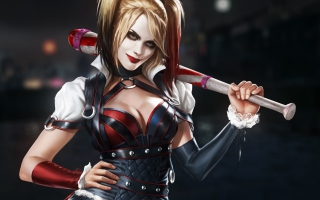 Harley Quinn sfondi gratuiti per cellulari Android, iPhone, iPad e desktop
