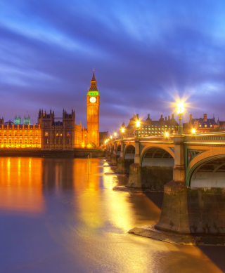 Free Big Ben London Picture for 240x320