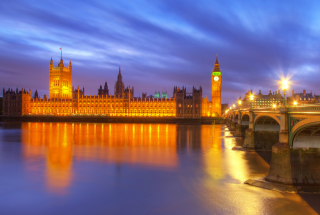 Big Ben London Background for Android, iPhone and iPad